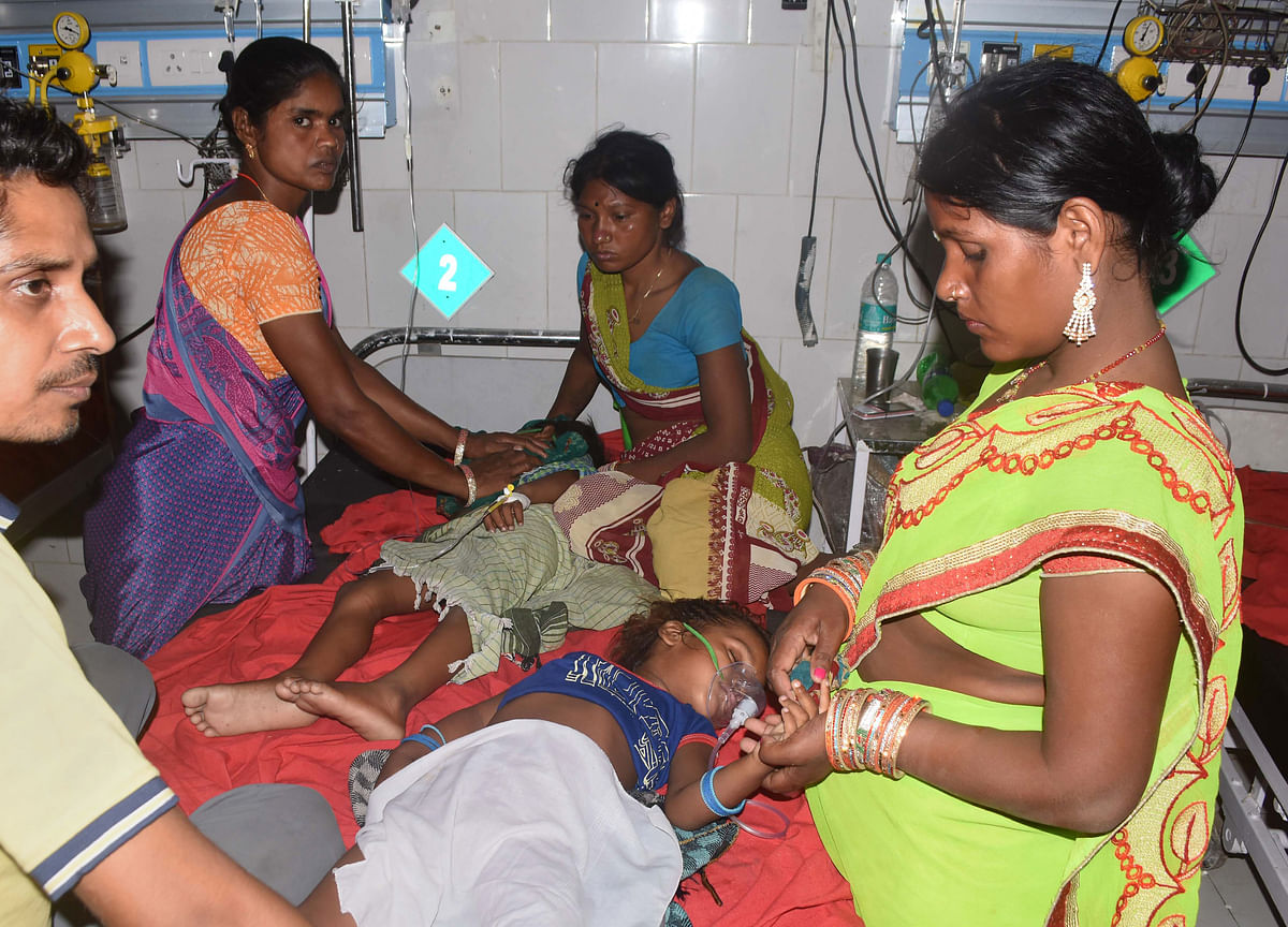 Human Rights Commission Sends Notice To Health Ministry, Bihar Government As Encephalitis Kills Over 100 Children