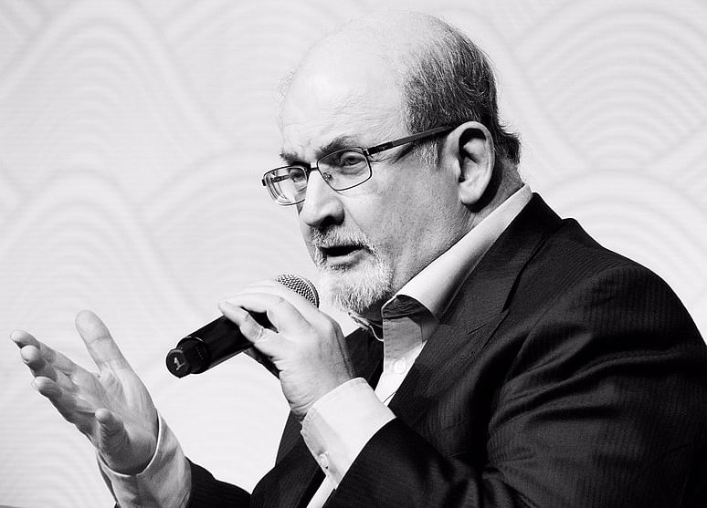 Salman Rushdie Is Special: His 13th Novel Proved It Yet Again