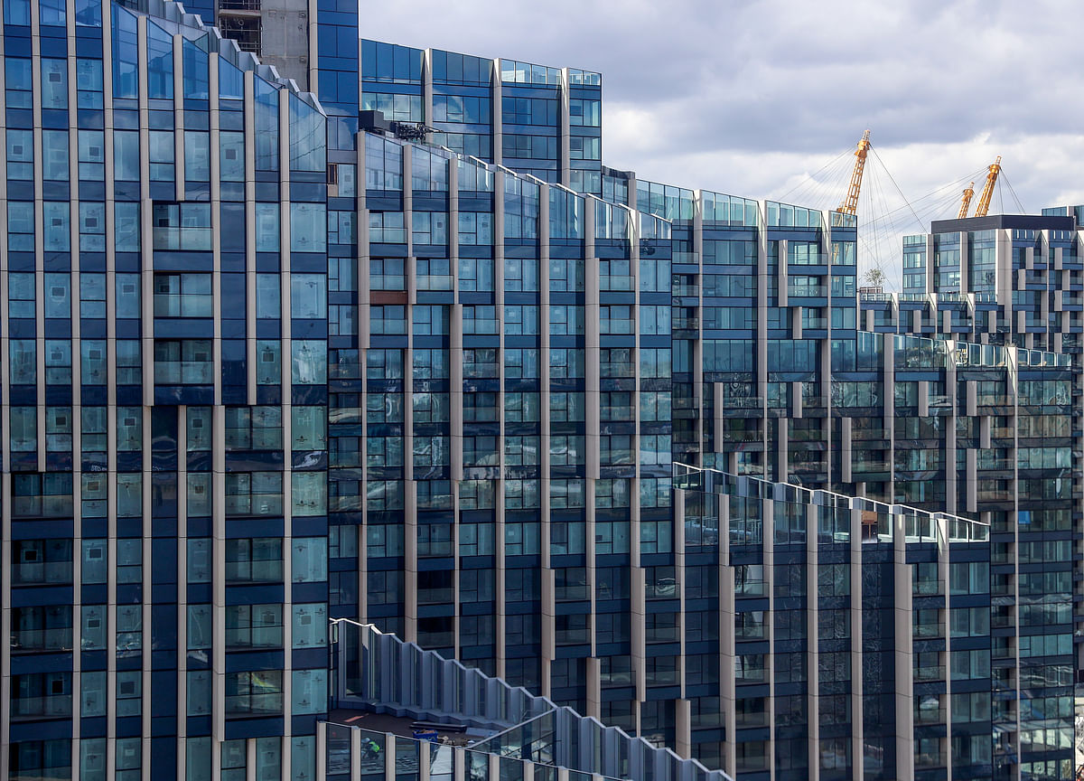U.S. Super Rich Are Descending on London's Luxury Housing Market