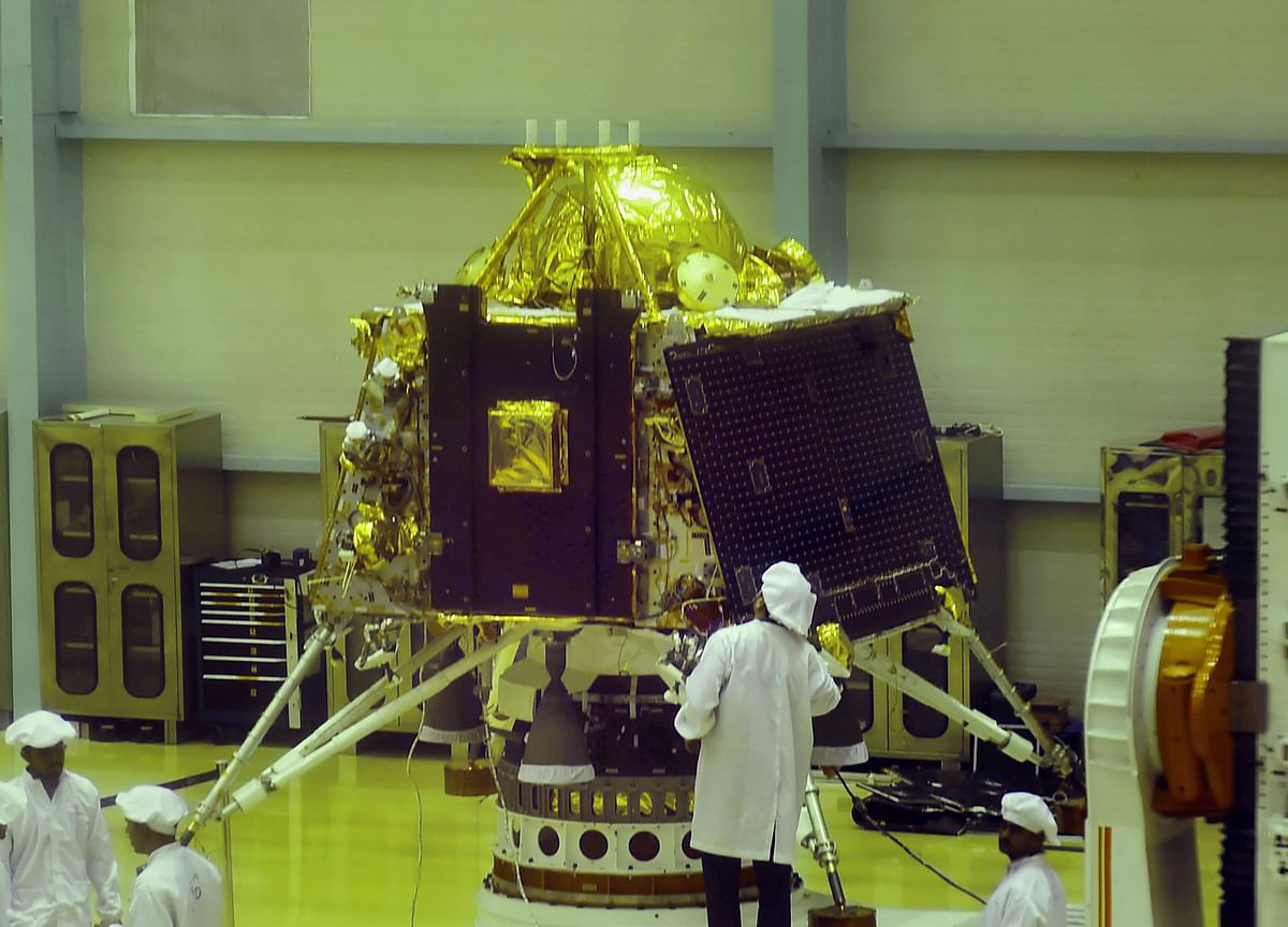India Plans to Launch Moon Mission in July