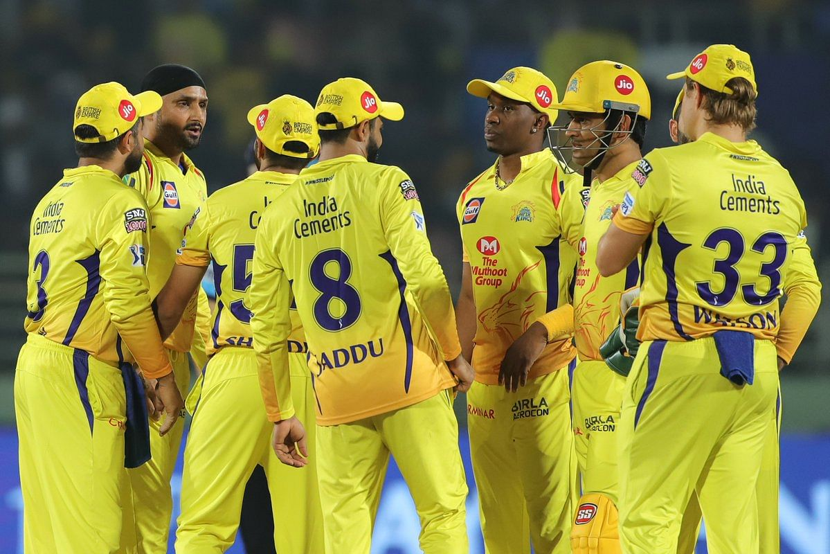CSK is a public company, as it has more than 400 shareholders, but it's unlisted and there's no clarity from India Cements whether there is a listing in the future. (Source: @ChennaiIPL)