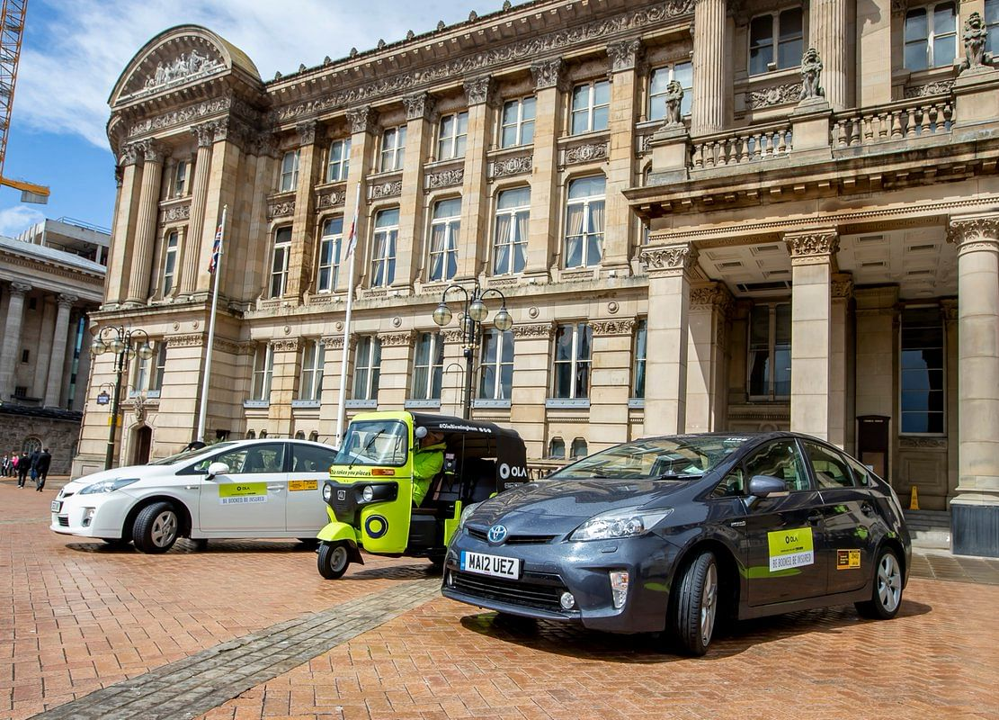 Uber's Real London Threat Is Ola, Not Bolt, Morgan Stanley Says