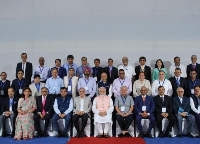Modi Interacts With Economists, Industry Experts Ahead Of Budget