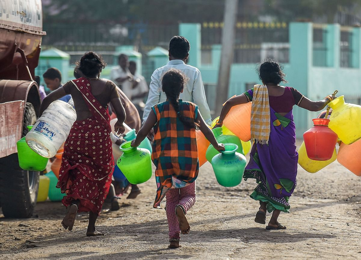 Minister Asks God for Rain as Indian City's Water Crisis Deepens