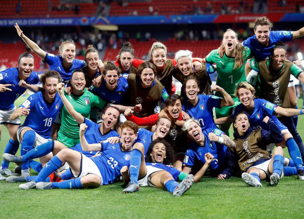 Three Reasons To Watch The FIFA Women's World Cup
