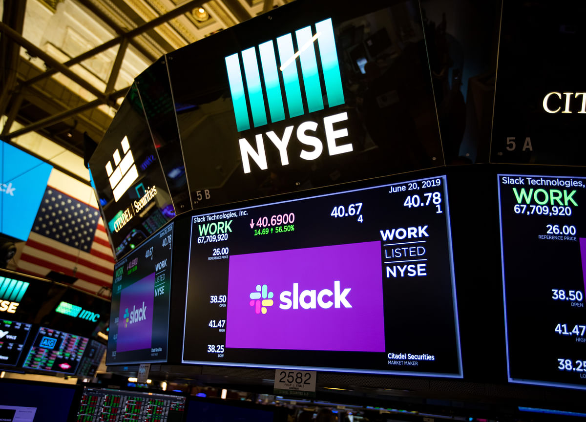 With Slack Sitting Pretty, Its Bankers Eye More Direct Listings