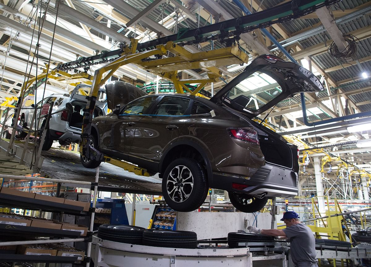 Fiat-Renault Deal Revival Hinges on Nissan Backing, French Role