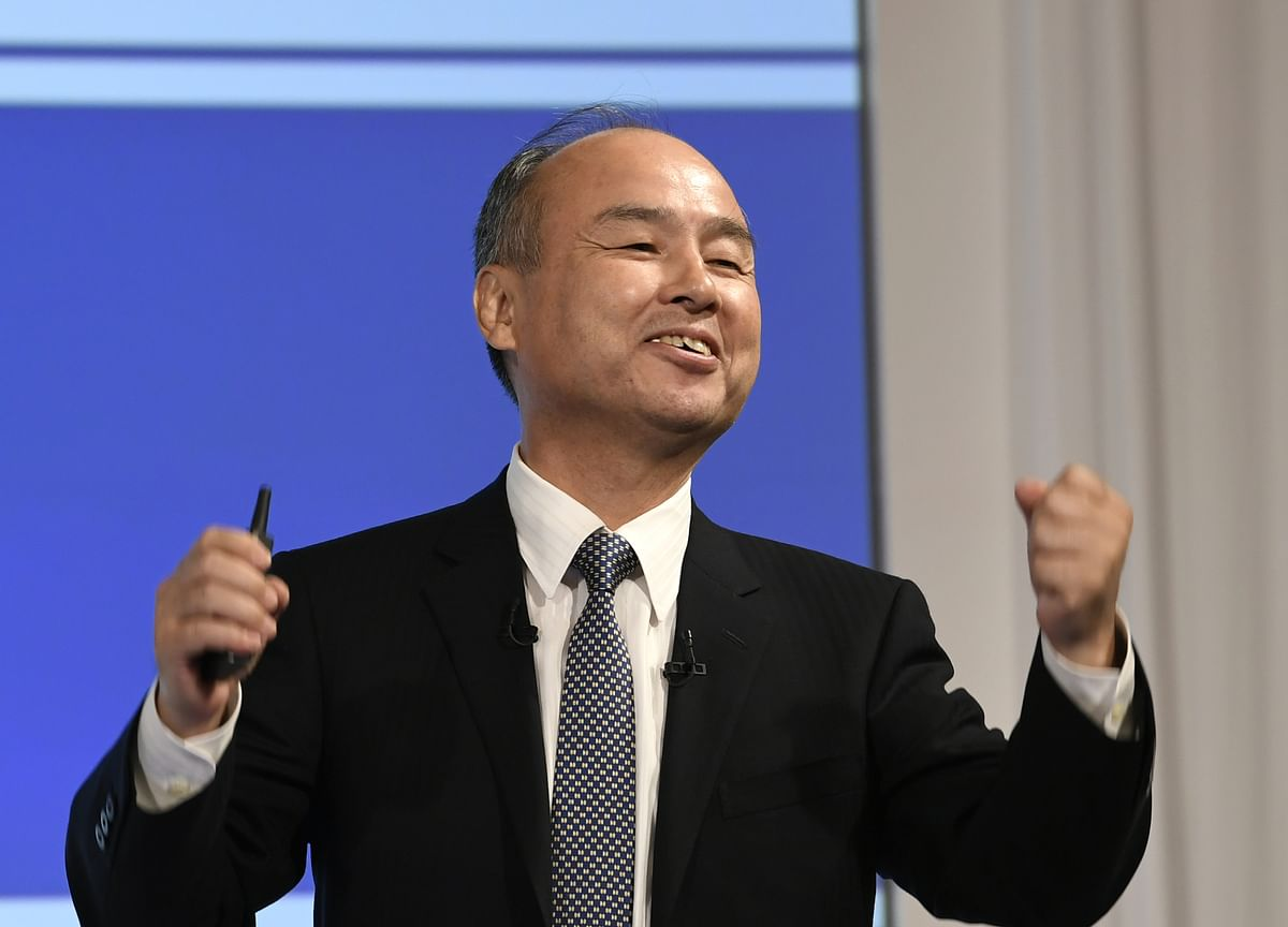 SoftBank's Founder Has Some Very Eye-Popping Predictions