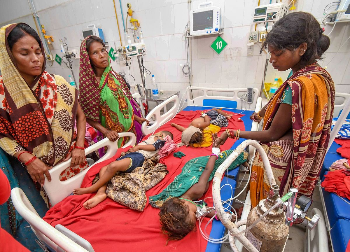 India's Decaying Health System Sees 140 Children Die in Outbreak