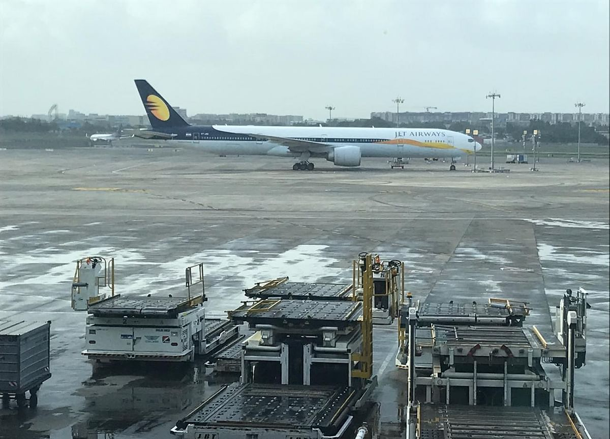 Jet Airways Admitted To Insolvency By NCLT