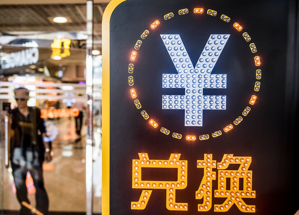 China Sets Yuan Fixing Stronger Than Expected in Sign of Defense