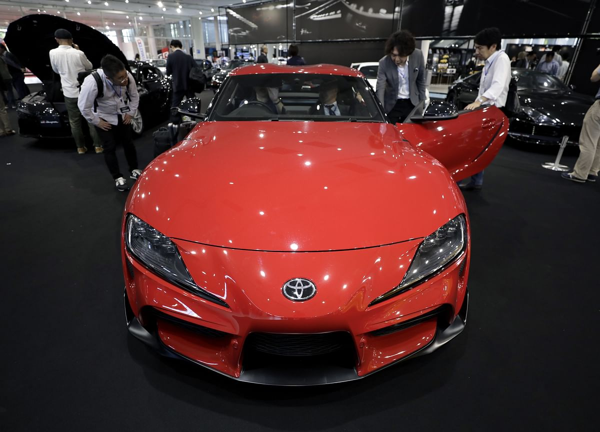 The Iconic Toyota Supra is Back, and It Growls in German
