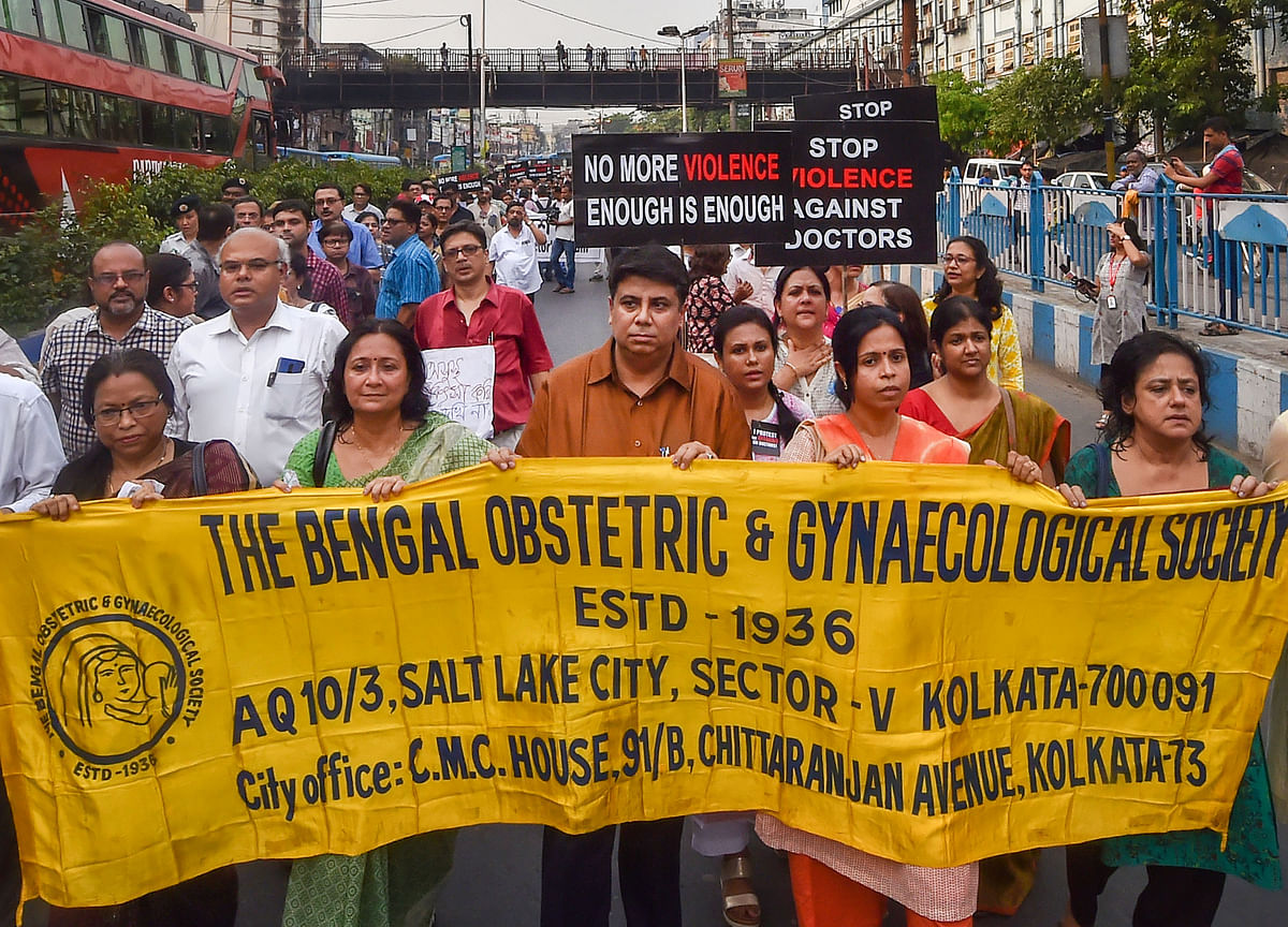 West Bengal Doctors' Continue Strike Even As Mamata Banerjee Accepts All Demands