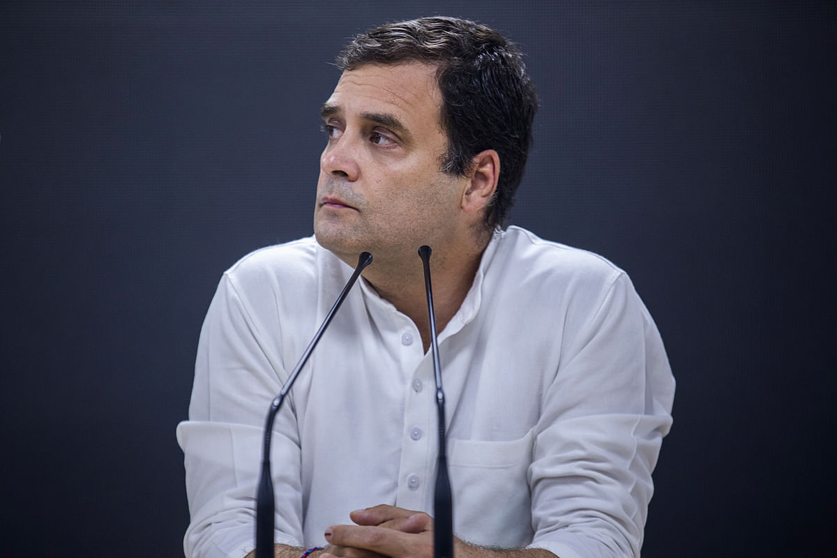 Rahul Gandhi Says Party, Not Him, Will Decide On His Successor