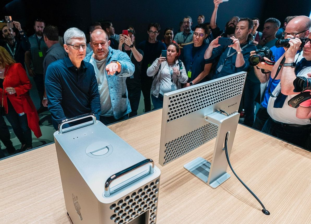 Apple Unveils a Revamped Mac Pro Desktop After Years of Complaints
