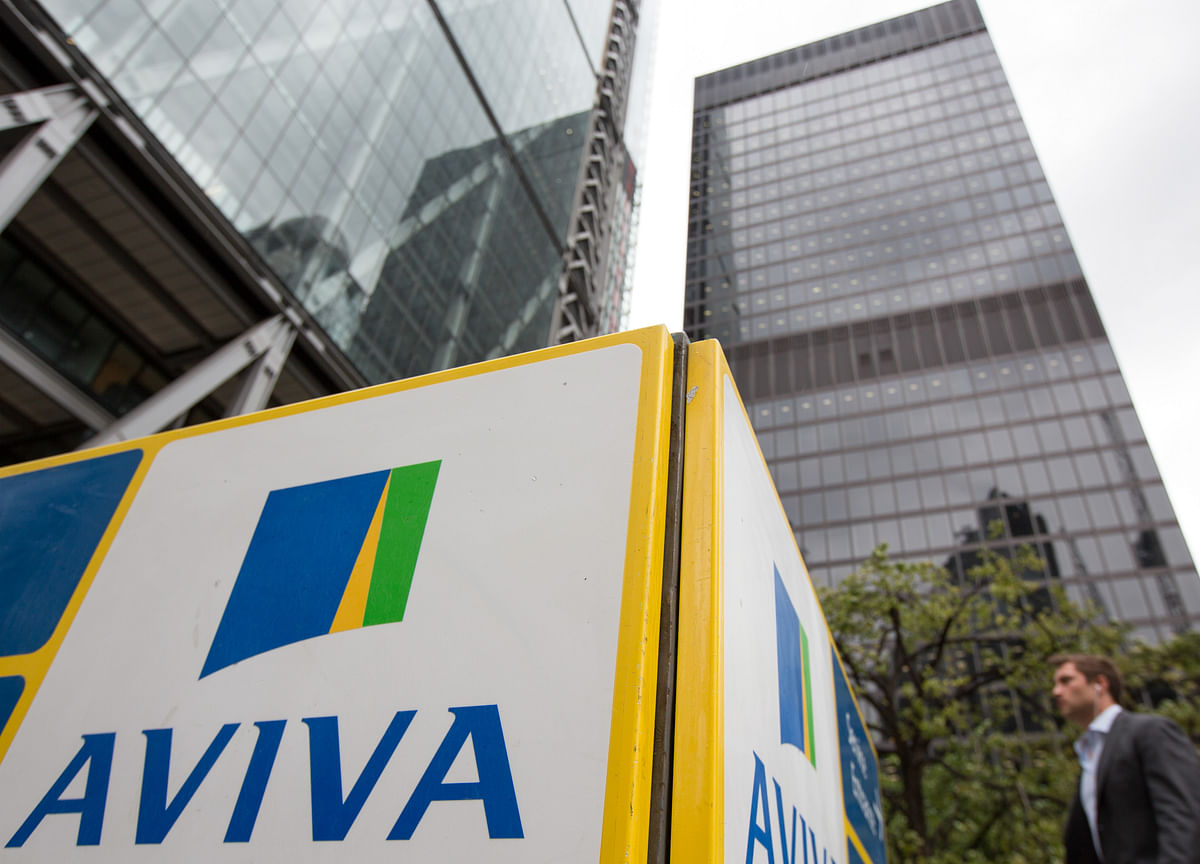Aviva Is Said to Weigh Options for Asian Unit Including Sale