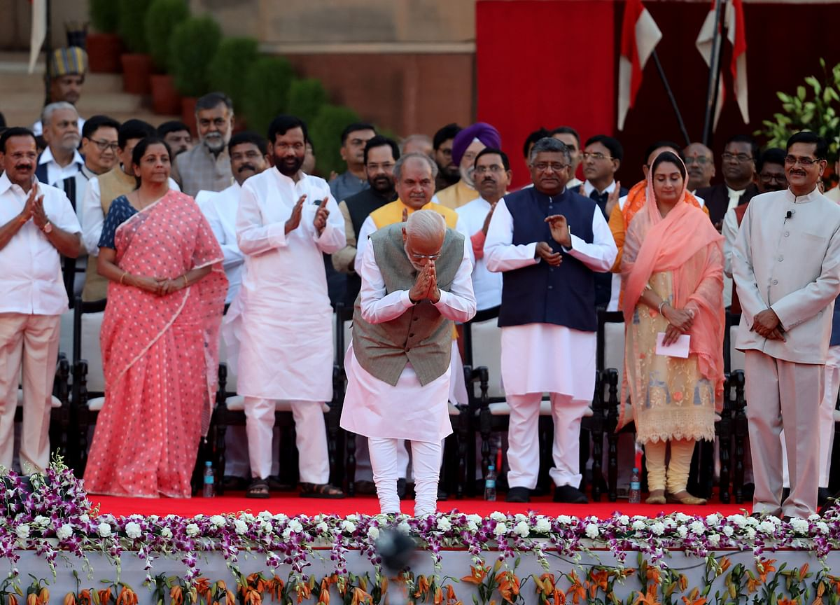 PM Modi To Head Cabinet Committees To Push Growth, Job Creation