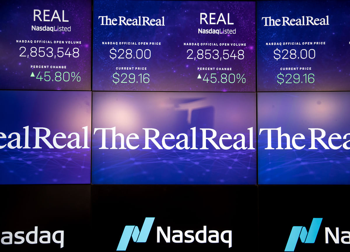 Luxury Reseller The RealReal Rises After $300 Million IPO
