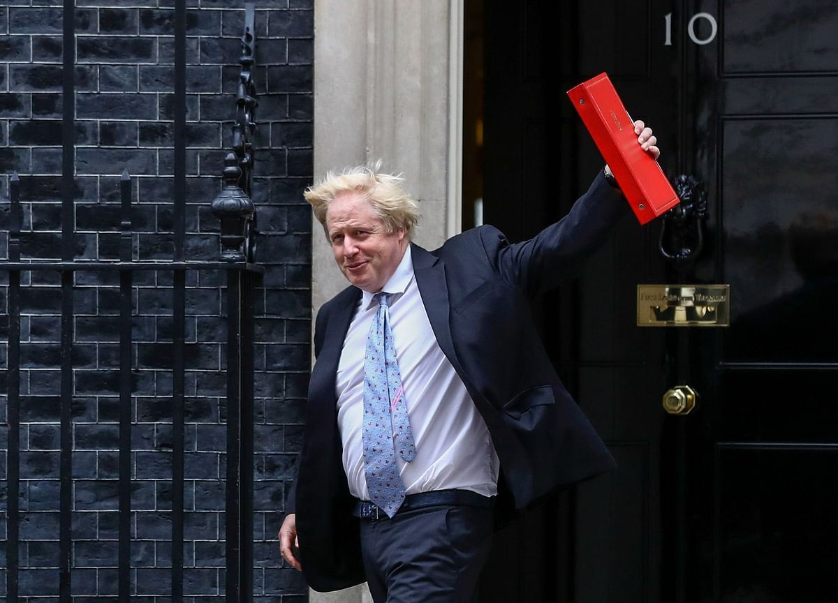 Boris Johnson Wins Race to Be Next British Prime Minister
