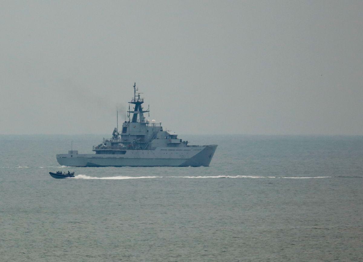 U.K. Navy Intervenes After Iran Tries to Stop British Oil Tanker