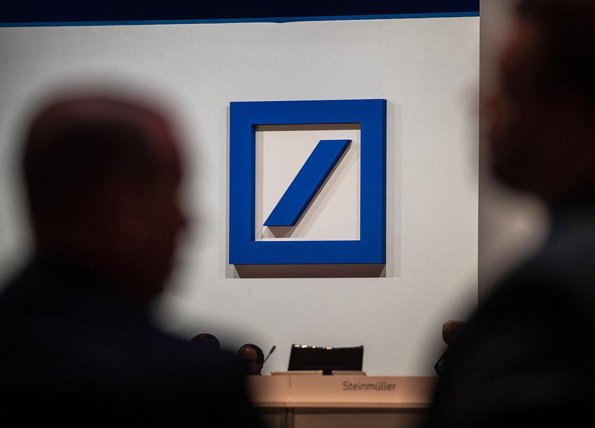 Deutsche Bank CEO Slashes 18,000 Jobs in $8.3 Billion Revamp