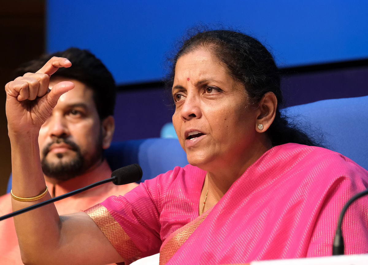 Finance Minister Says Still In Talks With PMO For Reviving Economic Sentiment