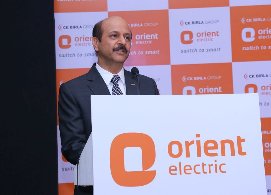 Q1 Results: Orient Electric's CEO Says Seeing Early Signs Of Sales Pressure Amid Consumption Slowdown
