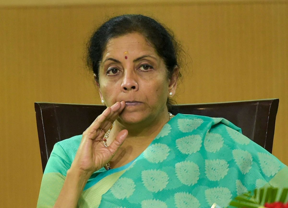 Income Tax Day: Nirmala Sitharaman Asks Taxmen To Deal Firmly With Evaders