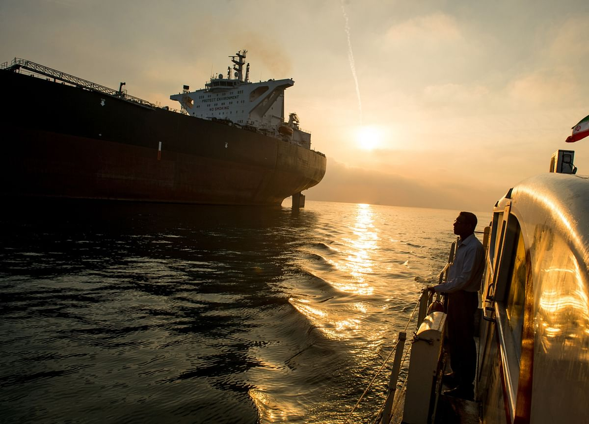 Oil Tanker Bombed Near Persian Gulf Is Shipping Fuel to Iran