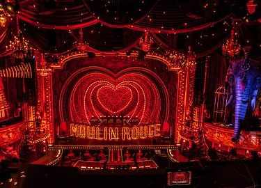 Moulin Rouge!, That Old ParisCourtesan, Looks Lovelier Than Ever