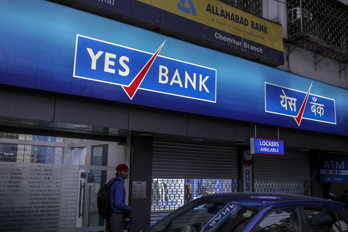 ICRA Downgrades Yes Bank's Long Term Rating On Increased Stress
