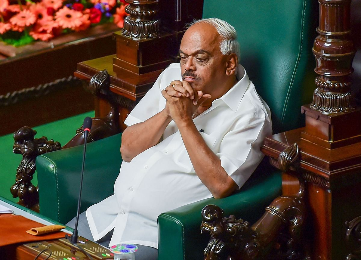 Karnataka Crisis: Speaker To Decide On Disqualification, Resignation Of Rebel MLAs By Wednesday