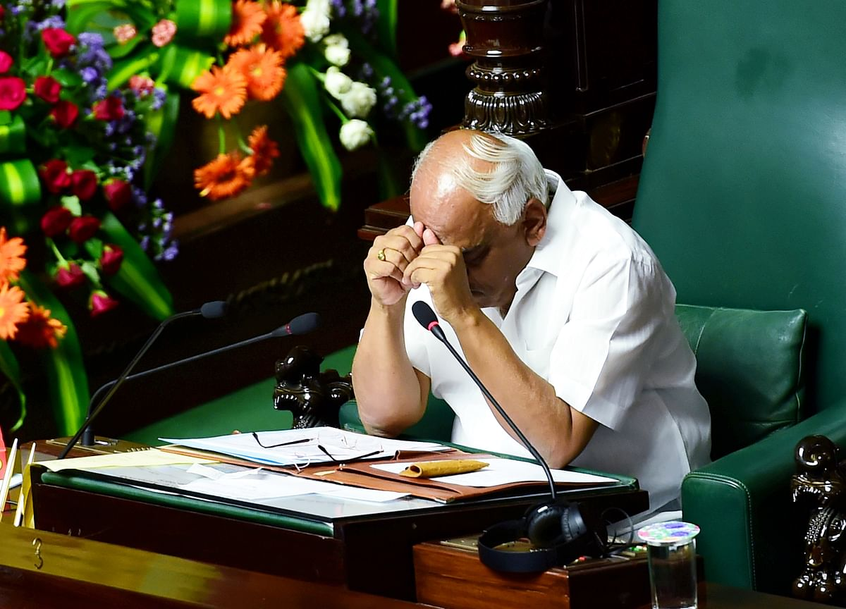 Supreme Court Takes Note Of Speaker's Submission That Karnataka Trust Vote Likely Today