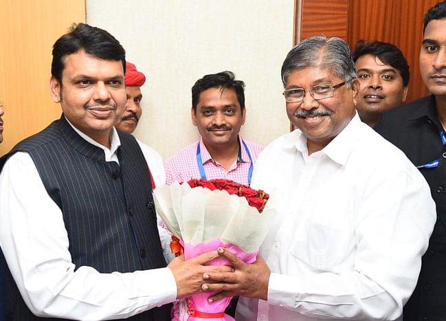 Chandrakant Patil Named New Maharashtra BJP Chief
