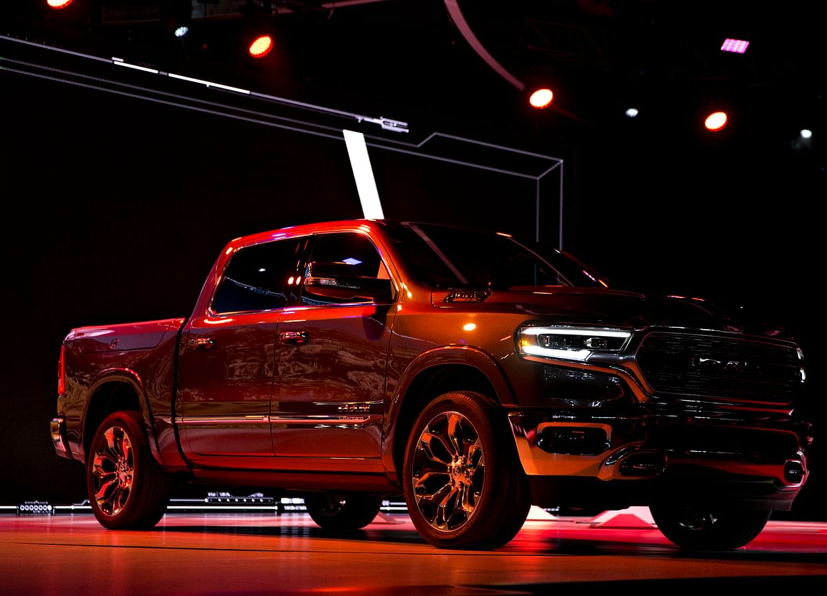 Chevy Can't Keep Up with Ram's Booming Pickup Sales