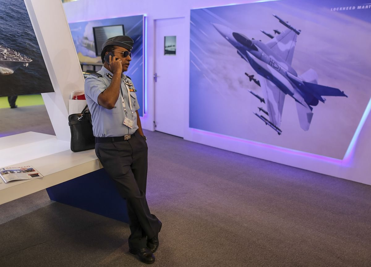 World's Largest Combat Jet Deal Underway as India Starts Process