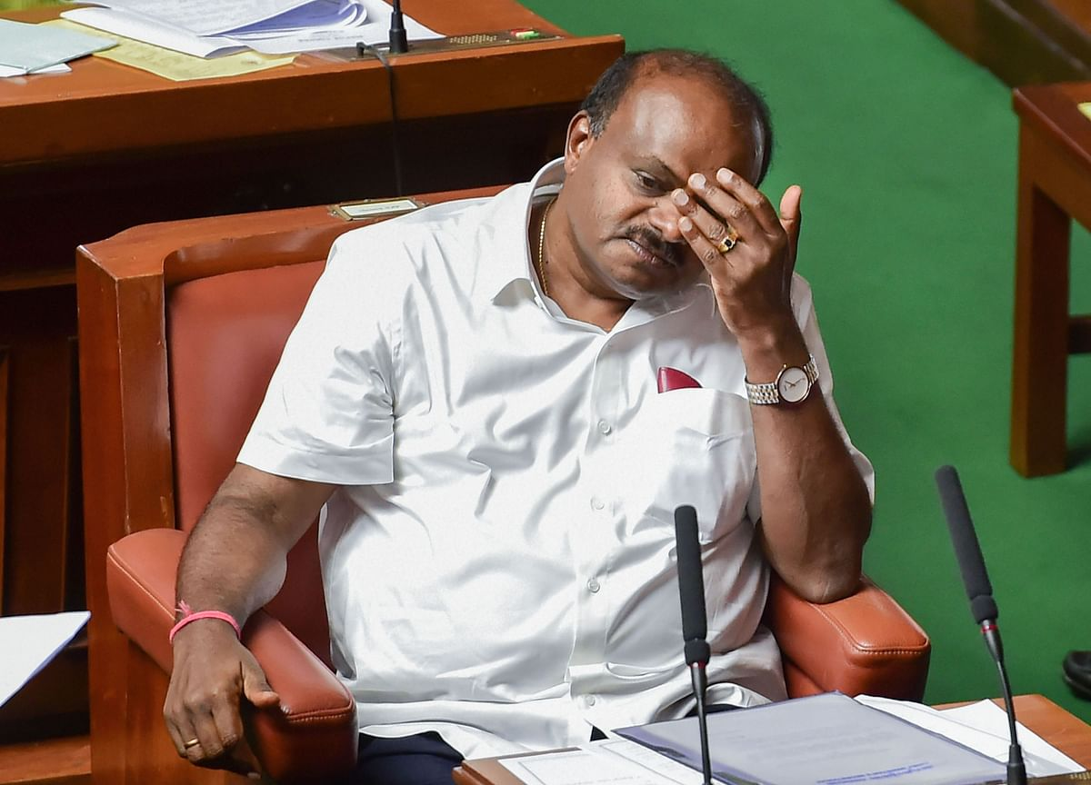 Karnataka Political Crisis: BJP Seeks To Move No-Confidence Motion Against CM HD Kumaraswamy