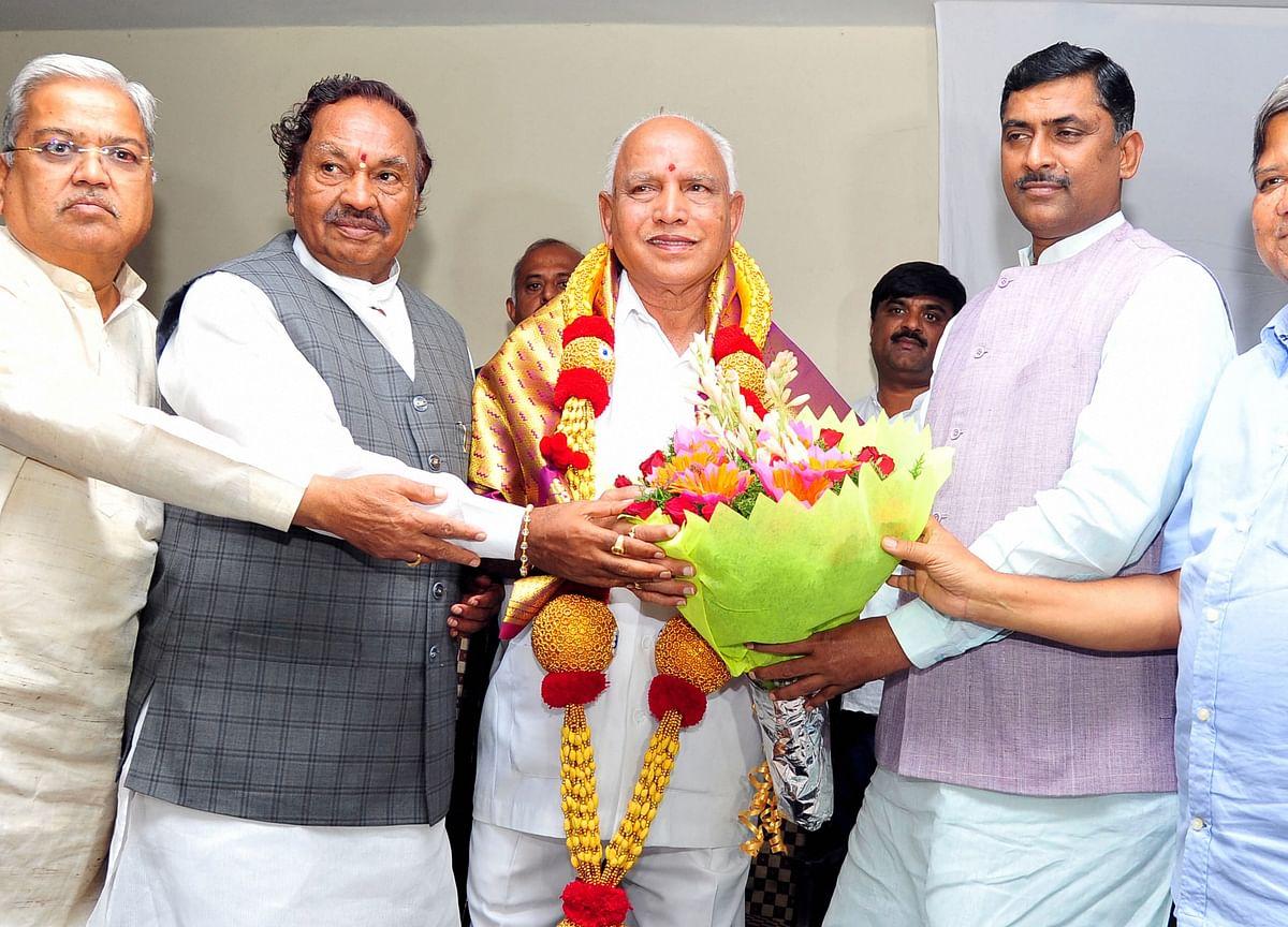Karnataka Chief Minister Yediyurappa Wins Trust Vote In Smooth Affair