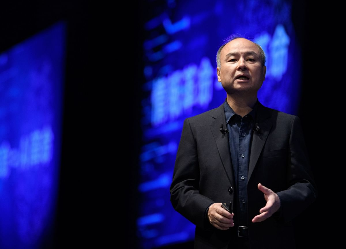 SoftBank CEO Takes More Control in New $108 Billion Vision Fund