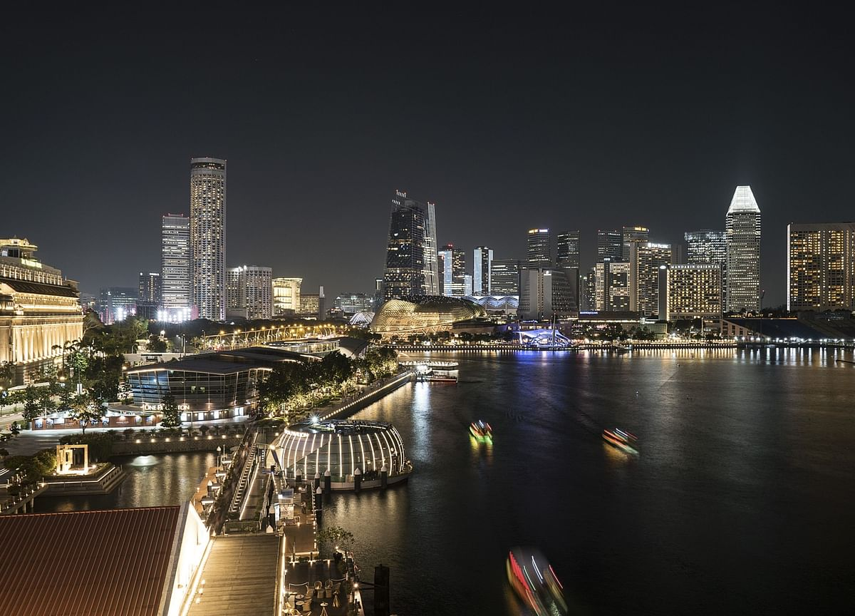Singapore's Rich Kids End Up With Penthouses as Parents Skirt Taxes