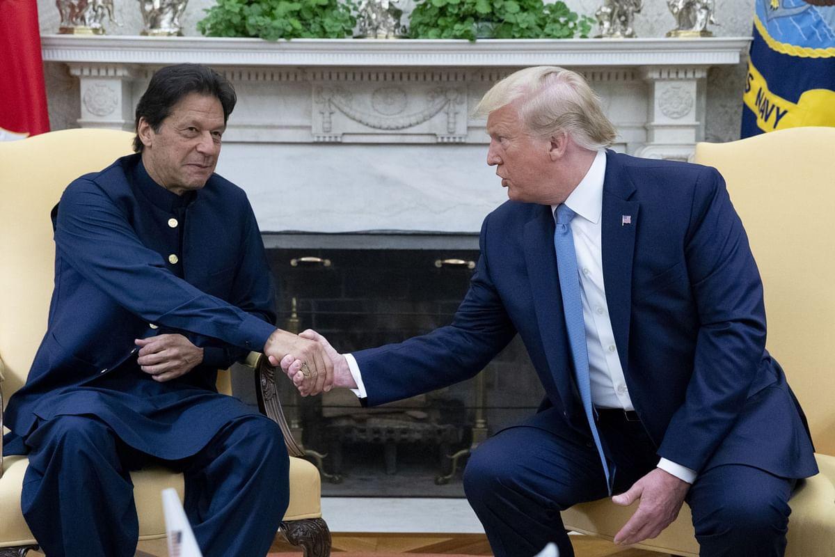 Kashmir Dispute Can Never Be Resolved Bilaterally, Says Pakistan PM Imran Khan