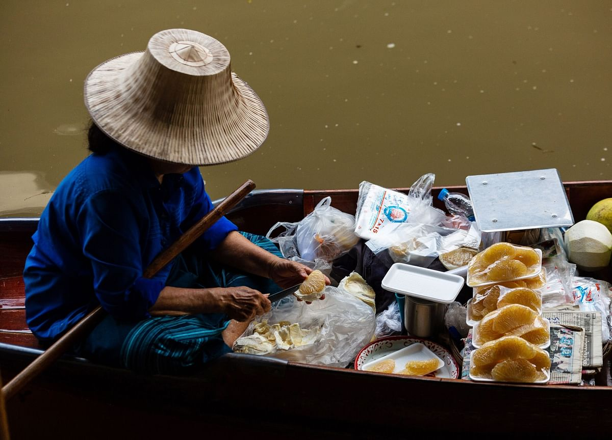 World-Beating Currency Is a Big, Big Headache for Thailand's Tourism