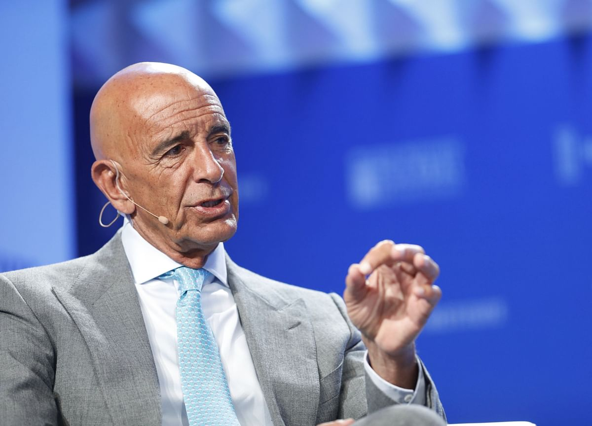 Trump Ally Tom Barrack Backed Saudi Nuclear Goals, House Panel Finds