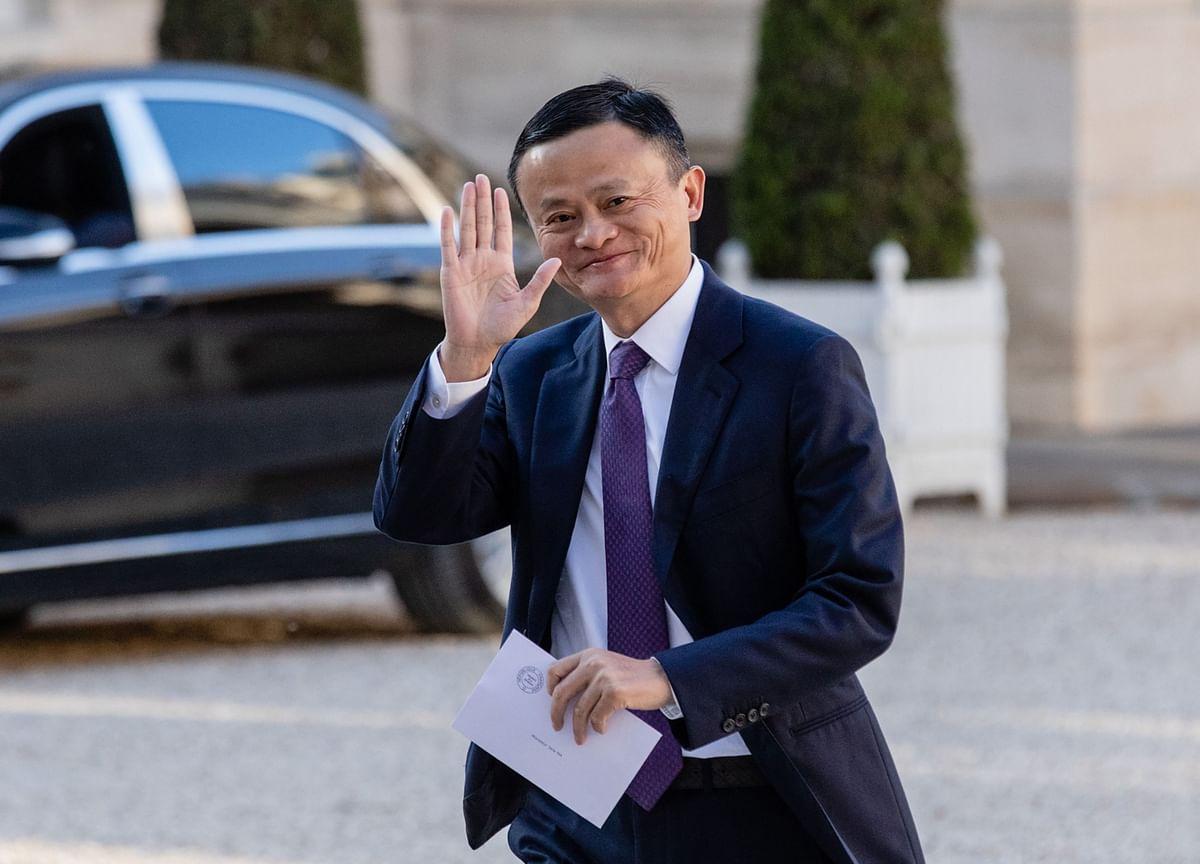 Jack Ma's $290 Billion Loan Machine Is Changing Chinese Banking
