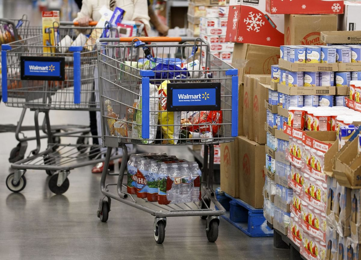 Walmart Online Unit Seeks New Executive While Losses Pile Up