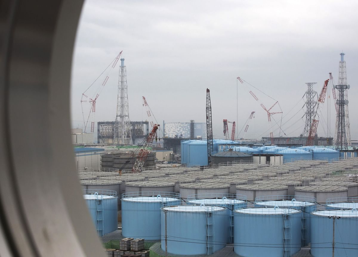 U.S. Friends Join China in Ripping Japan Plan on Fukushima Water
