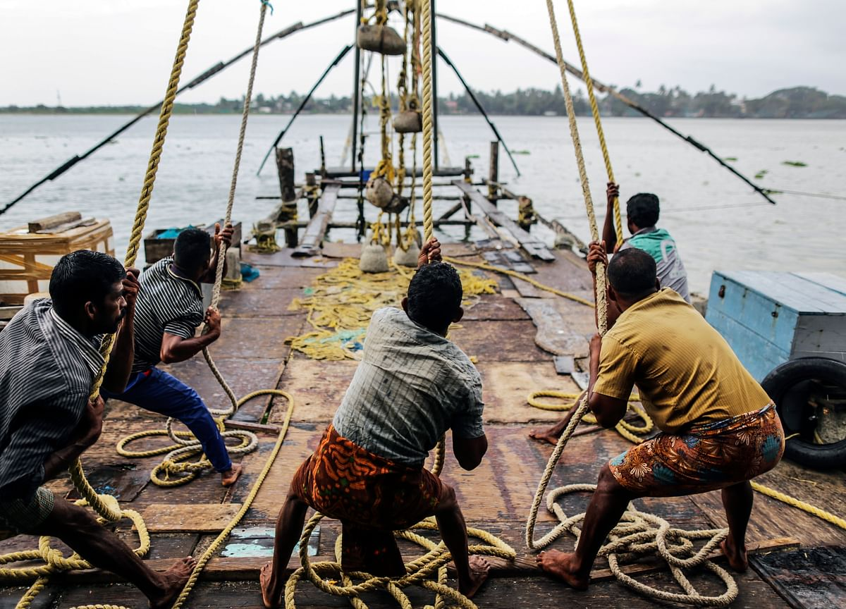 Government Drafting National Fisheries Policy With Rs 45,000 Crore Budget