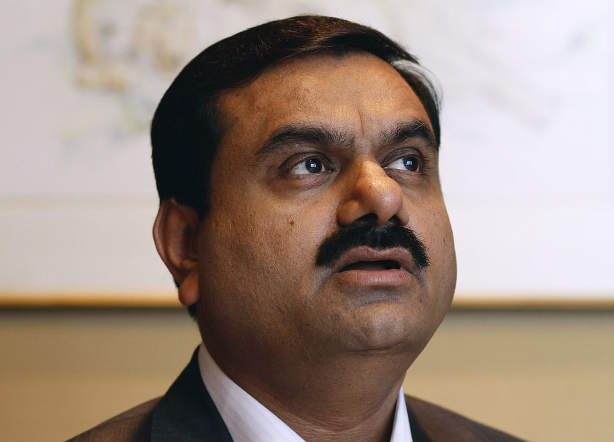 A $43 Billion Jump in Adani's Fortune Is Fraught With Many Risks