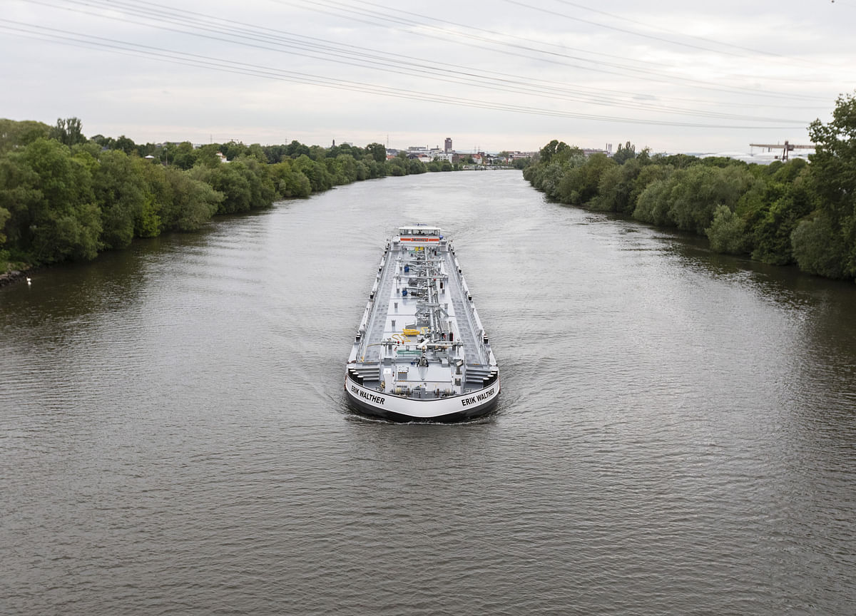 Europe's Most Important River Risks a Repeat of Historic Shutdown