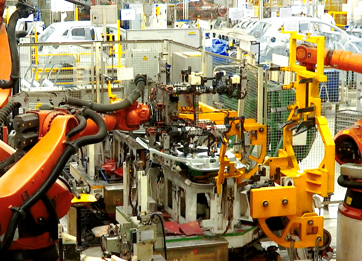 Made In India: A Look At How Cars Are Manufactured At Volkswagen's Pune Plant